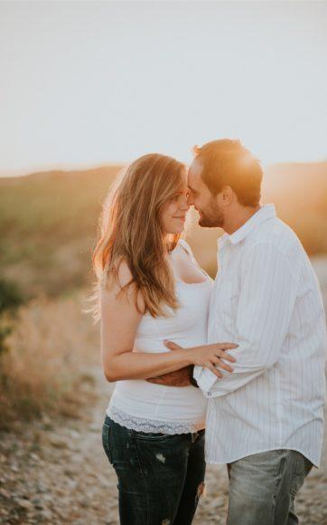 Premantura Istria   Erika & Ivan pregnancy session
