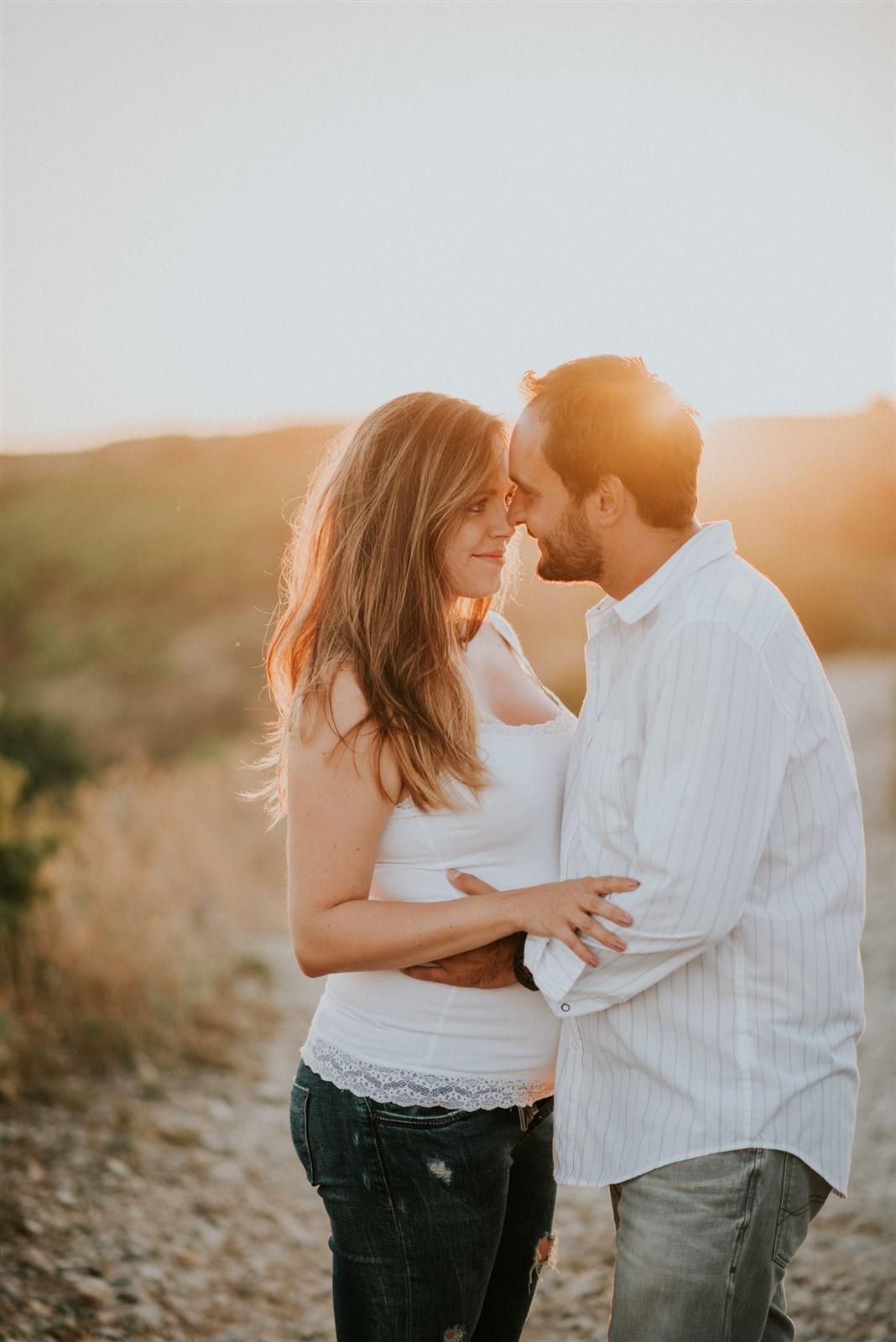Premantura Istria | Erika & Ivan pregnancy session