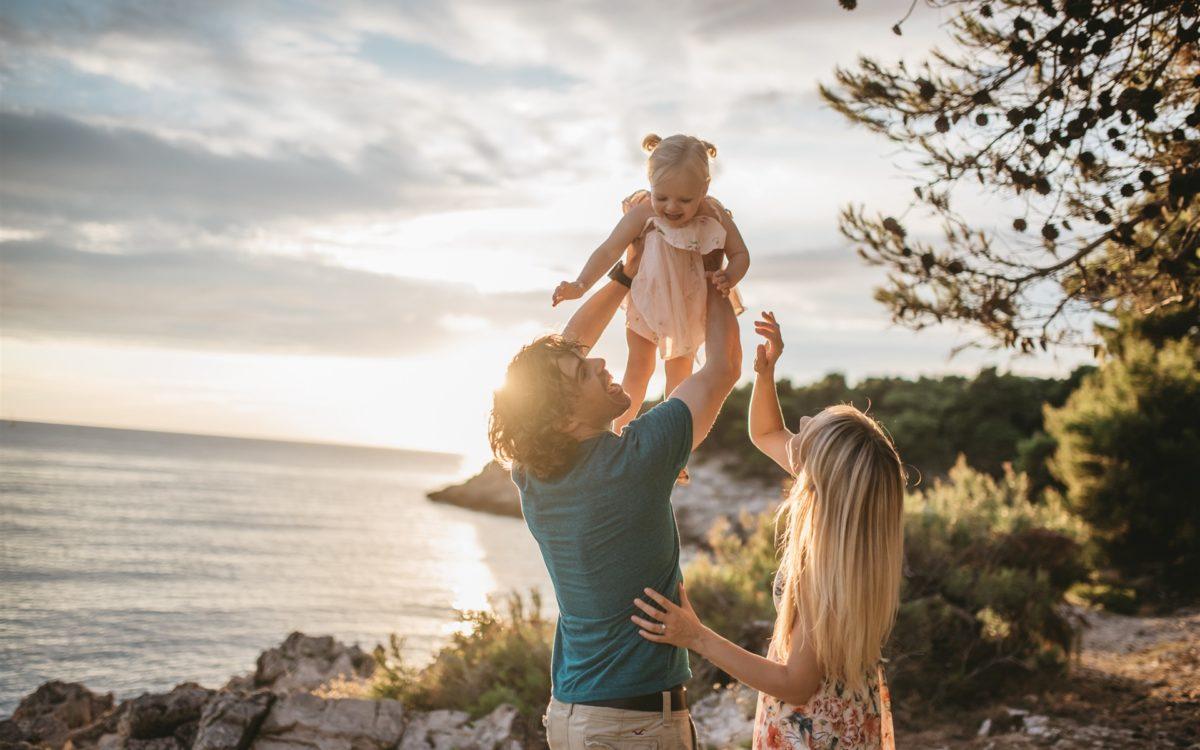 Pula Istria | Karolina & Jonas family session